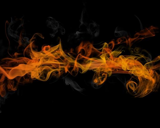 Fogo e fumaça