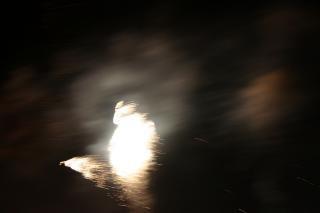 Fogos de artifício, explosões, cores