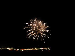 Fogos de artifício, newyears