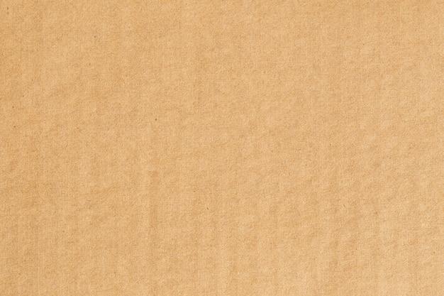 Folha de caixa de papel com textura de fundo abstrato