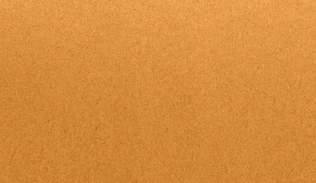 Folha de fundo de textura de papel pardo.