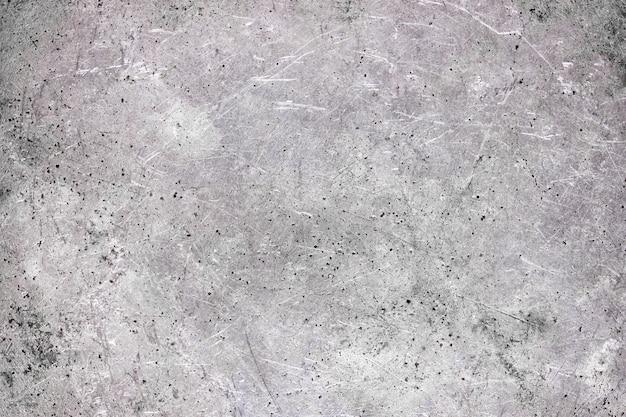 Folha de metal de aço cinza claro desgastada