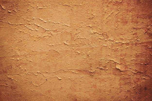 Folha de papel de fundo de textura de grunge de papel descascado granulado, as texturas de papel são perfeitas para o seu cenário de papel criativo.