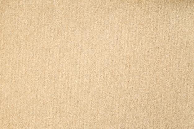 Folha de papelão, fundo abstrato textura