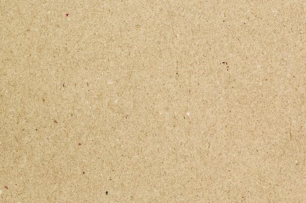 Folha de textura de papel marrom. fundo de papelão