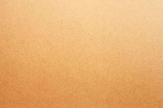 Folha de textura de papel pardo para a superfície.