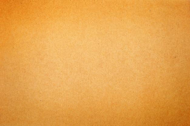 Folha de textura de papel pardo