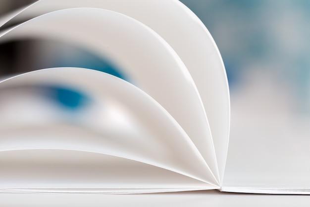 Folhas de papel