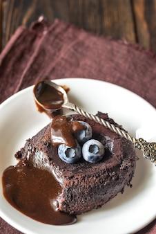 Fondant de chocolate fechar