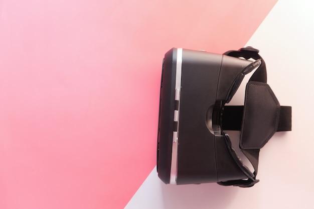 Fone de ouvido de realidade virtual, caixa vr