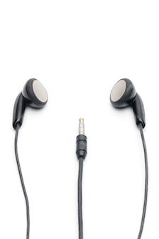 Fones de ouvido para música com entrada de áudio