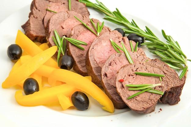 Foodstyle de carne