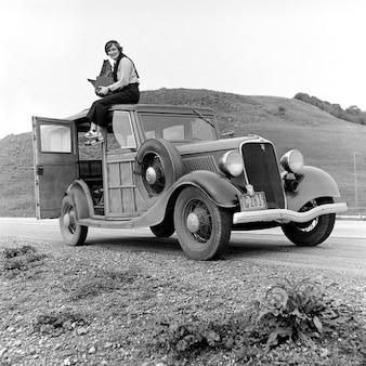Ford modelo automotivo carro oldtimer