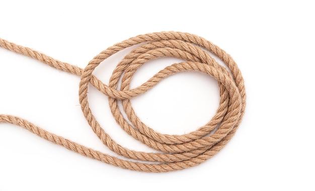 Forma abstrata de cordas, cabos, bainhas isoladas