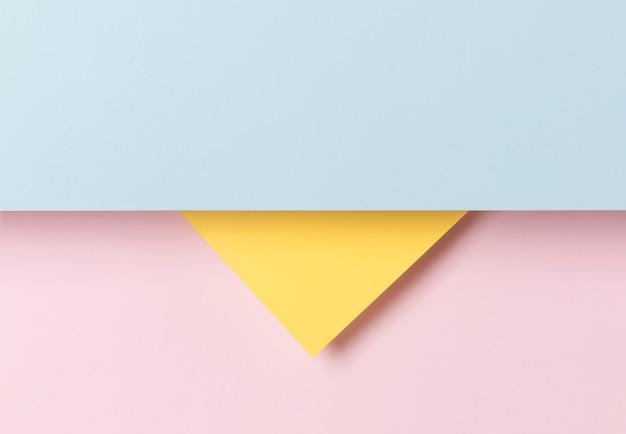 Forma de armários de envelope