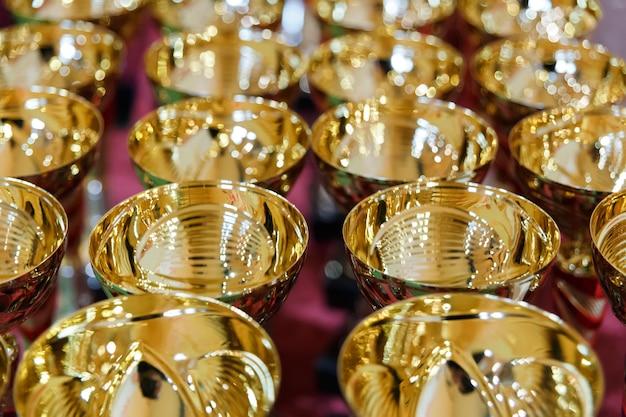 Forma de fundo os troféus