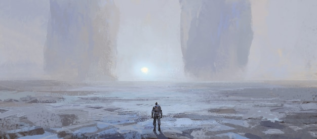 Forma terrestre alienígena