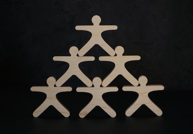 Formação de equipes em negócios
