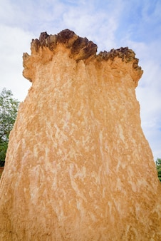 Formações rochosas originais
