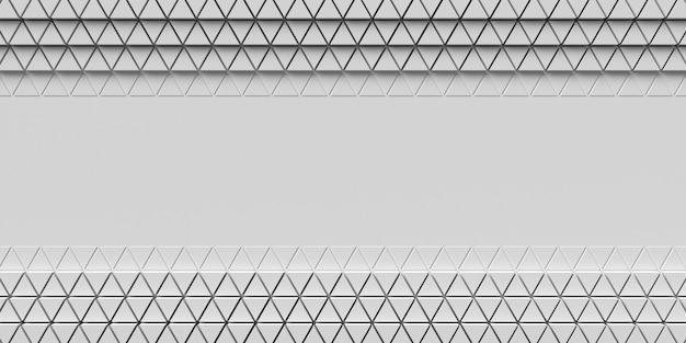 Formas geométricas 3d geométricas planas copiar o fundo do espaço