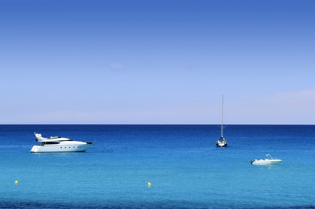 Formentera cala saona melhores praias do mediterrâneo