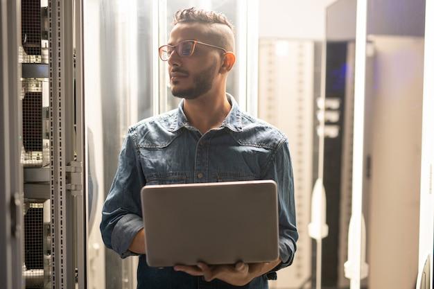 Fornecendo segurança ao servidor de rede