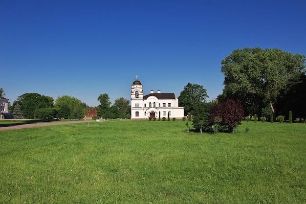 Fortaleza de brest no país bielorrússia