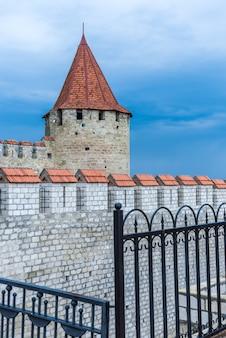 Fortaleza em bender, transnístria, moldávia