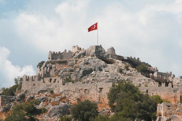 Fortaleza na turquia