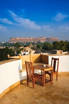 Forte jaisalmer, conhecido como