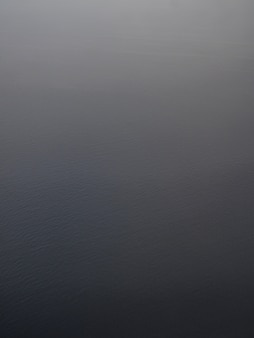 Foto aérea vertical de um fundo de oceano