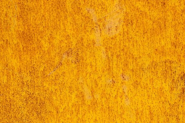 Foto de close up de textura de superfície de metal enferrujada