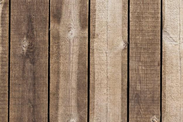 Foto de close-up de uma superfície de madeira velha de uma estrutura construída