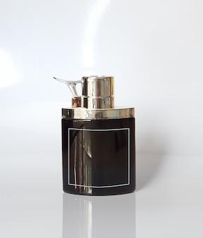 Foto de frasco de perfume de vidro