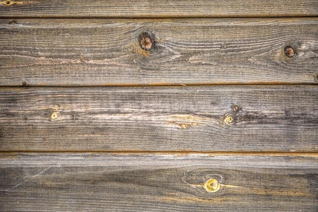 Foto de textura de madeira marrom, placa horizontalmente