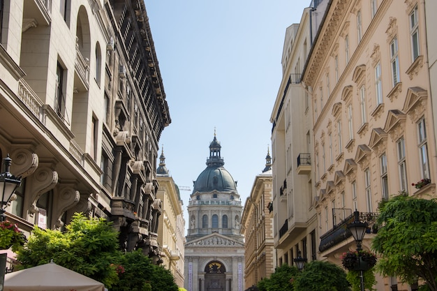 Foto de viagem de budapeste