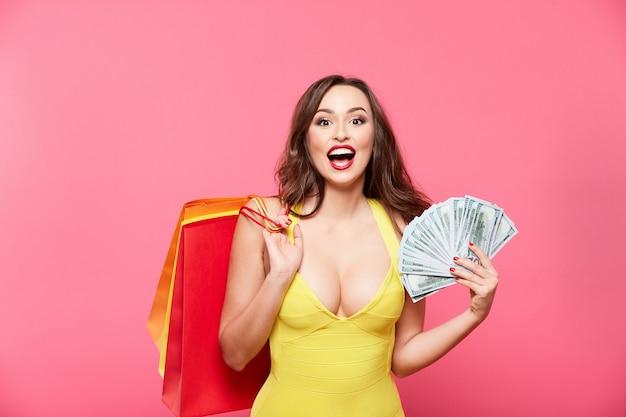 Foto do conceito de compras