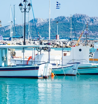 Foto do porto