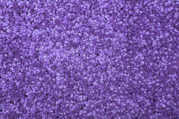 Foto macro de um fundo de textura de carpete