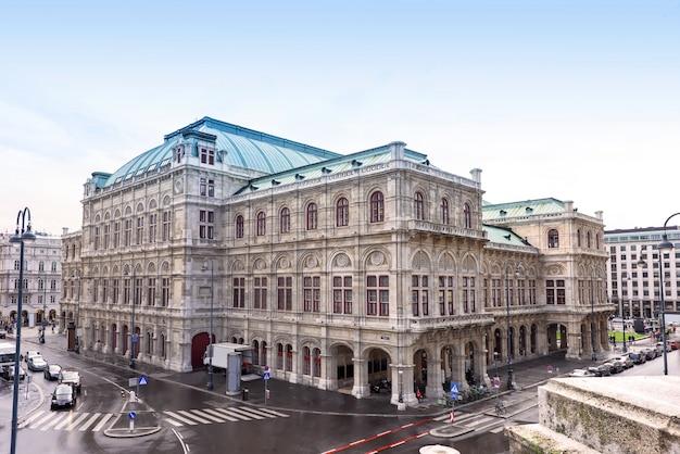 Foto sobre viena, estado da ópera