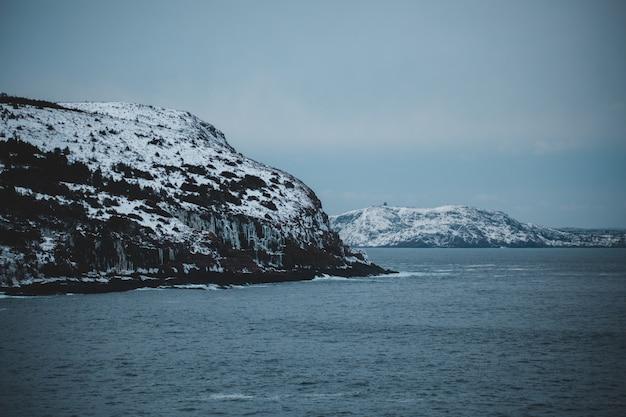 Fotografia do oceano