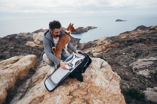 Fotógrafo profissional e criador de vídeos