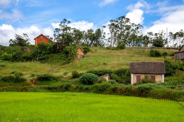 Fotos de belas paisagens da ilha de madagascar