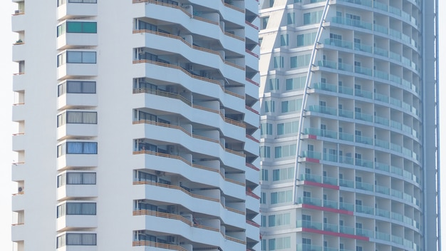 Fotos de edifício alto e moderno para plano de fundo