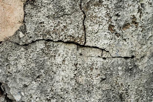 Fragmento de parede com arranhões e rachaduras fundo