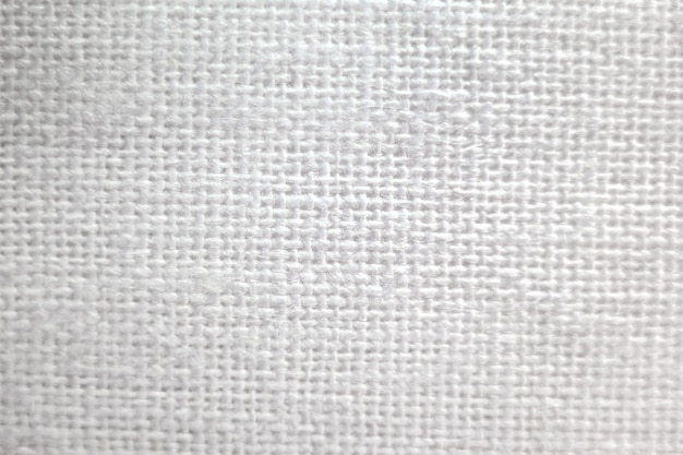 Fragmento de tecido de algodão em ponto de sarja de cor natural