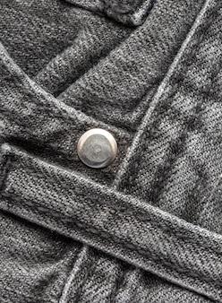 Fragmento de textura de jeans