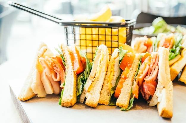 Frango sandwich