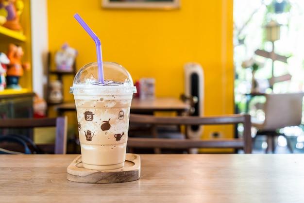 Frappuccino de café gelado