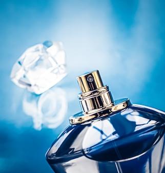 Frasco de perfume de colônia masculina como fragrância vintage eau de parfum como presente de natal farelo de perfumaria de luxo ...